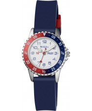 Tikkers TK0140 男の子の時間教師の腕時計