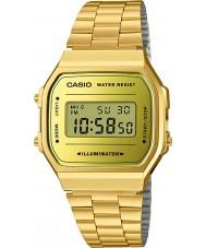 Casio A168WEGM-9EF コレクションの腕時計