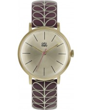 Orla Kiely OK2178 レディースパトリシア腕時計