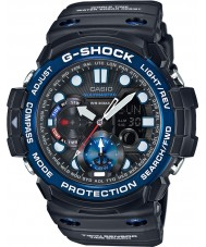 Casio GN-1000B-1AER タイドグラフとムーン年齢黒の時計gulfmasterメンズG-SHOCK