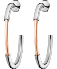 Calvin Klein KJ5FPE200100 レディースはイヤリングを開示する