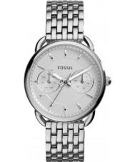 Fossil ES3712 シルバースチールブレスレットウォッチオーダーメイドレディース
