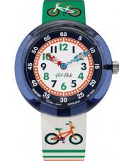 Flik Flak FBNP067 ボーイズは多色時計を乗り切ります