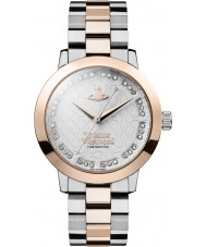 Vivienne Westwood VV152SRSSL レディースブルームズベリー腕時計