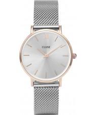 Cluse CL30025 レディースミヌイットメッシュ時計