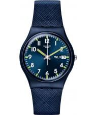 Swatch GN718 オリジナル紳士 - サーブルー時計