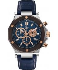 Gc X72025G7S メンズGC-3腕時計