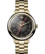 Vivienne Westwood VV158BKGD 婦人ポートベロー腕時計