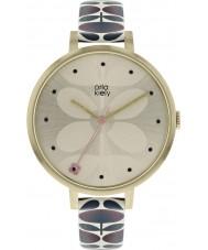 Orla Kiely OK2190 レディースアイビー腕時計