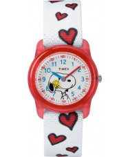 Timex TW2R41600 キッズピーナッツが見る