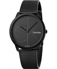 Calvin Klein K3M514B1 メンズミニマムウォッチ