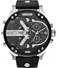 Diesel DZ7313 メンズミスターパパ2.0黒の多機能腕時計