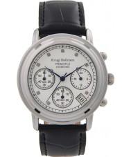Krug-Baumen 150579DM メンズダイヤモンド腕時計