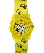 Timex TW2R41500 キッズピーナッツが見る