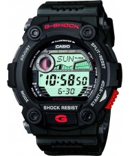Casio G-7900-1ER メンズG-SHOCK G-救助黒の時計
