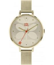 Orla Kiely OK4062 レディースアイビー腕時計