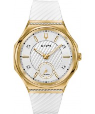 Bulova 98R237 レディースダイヤモンド腕時計