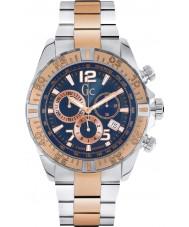 Gc Y02002G7 メンズスポーツレーサーの腕時計