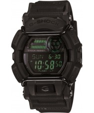 Casio GD-400MB-1ER メンズG-SHOCKマットブラック樹脂ストラップ時計