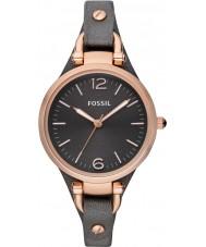 Fossil ES3077 レディースジョージア灰色の時計