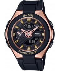 Casio MSG-400G-1A1ER レディースbaby-g watch