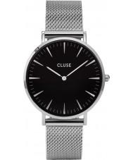 Cluse CL18106 レディースラ・ボエームメッシュ時計