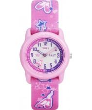 Timex T7B151 キッズピンクのチュチュのバレリーナの腕時計
