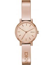 DKNY NY2308 レディースは、SOHO金時計をバラ