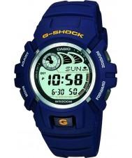 Casio G-2900F-2VER メンズG-SHOCKの電子データバンクブルー時計