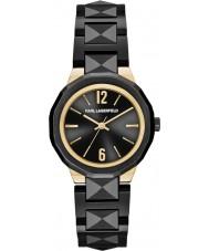 Karl Lagerfeld KL3401 Joleigh黒の時計