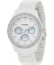 Fossil ES1967 レディースステラすべての白の時計