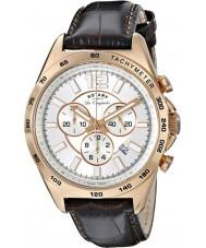 Rotary GS90073-06 メンズレORIGINALES時計