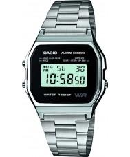 Casio A158WEA-1EF メンズコレクションの腕時計