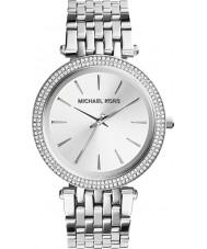 Michael Kors MK3190 レディースdarciすべての銀の腕時計