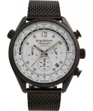Krug-Baumen 100406DM メンズエアエクスプレスダイヤモンド限定版腕時計