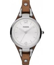 Fossil ES3060 レディースジョージアブラウン時計