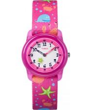 Timex TW7C13600 キッズタイムマシンウォッチ