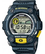 Casio G-7900-2ER メンズG-SHOCKブルーデジタル腕時計