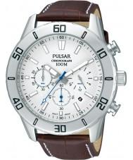 Pulsar PT3433X1 メンズスポーツウォッチ