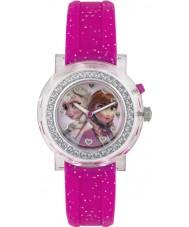 Disney FZN3565 女の子の凍った時計