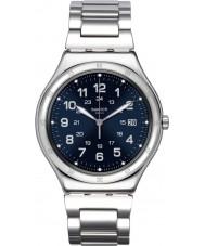 Swatch YWS420G メンズブルーボート時計