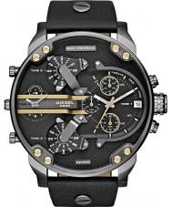 Diesel DZ7348 メンズミスターパパ黒多機能腕時計