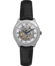 Rotary GS90508-02 メンズレORIGINALESジュラ自動スケルトン銀の腕時計