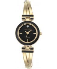 Anne Klein AK-N2622BKGB レディースリン時計