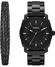Fossil FS5393SET メンズマシン時計セットギフトセット