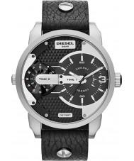 Diesel DZ7307 ミニパパ黒の多機能腕時計