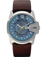 Diesel DZ1399 メンズマスターチーフブルーブラウン時計