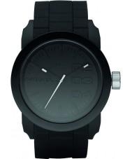 Diesel DZ1437 ダブルダウン黒の時計