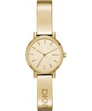 DKNY NY2307 レディースソーホー金は時計をメッキ