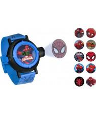 Disney SPD3442 ボーイズスパイダーマン腕時計